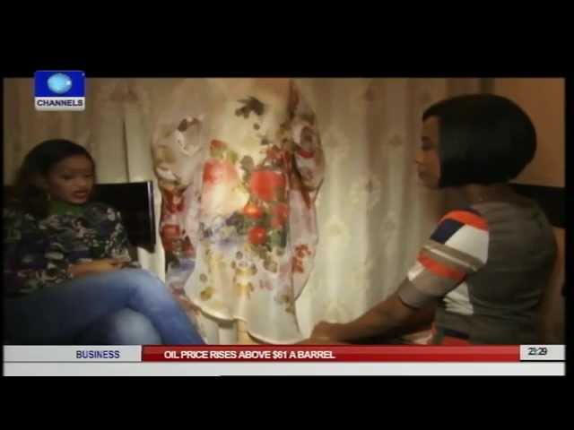 The Making Of Your Dream Wedding Dress! Lanre Da Silva Ajayi Opens Up