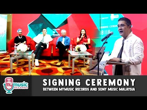 download lagu SIGNING CEREMONY between MyMusic Records and Sony Music Malaysia gratis