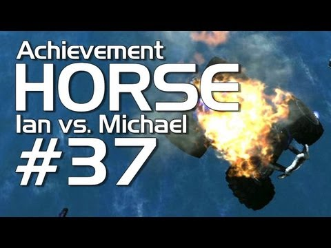 Halo: Reach - Achievement HORSE #37 (Special Guest Episode!)