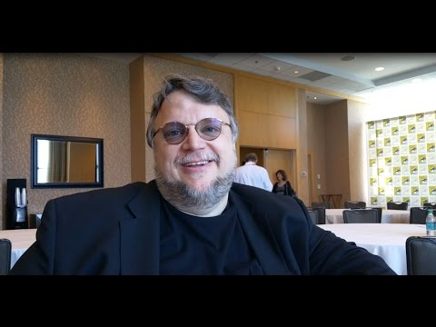 "Watch Crimson Peak Director Guillermo del Toro Play ""Save or Kill"" at Comic-Con"