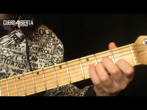 Aprende a Tocar Dont Cry - Guns and Roses - Leccion de guitarra para principiantes