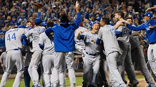 2015 World Series Game 5 - Royals vs. Mets (Royals clinch World Series)