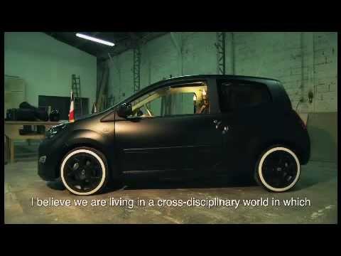 Renault Twingo, президентский тюнинг