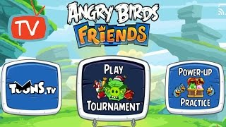 Angry Birds Friends - Holiday Oink Tournament Week 187 All Levels - Angry Birds Gameplay