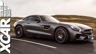 Mercedes-AMG GT S: Heavenly Engine Sound - XCAR