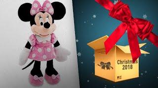 Top 10 Minnie Mouse Toys Gift Ideas / Countdown To Christmas 2018 | Christmas Countdown Guide