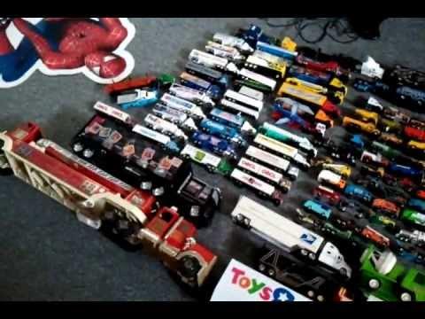 Big Rig Toy Trucks Big Rigs/haulers/trucks
