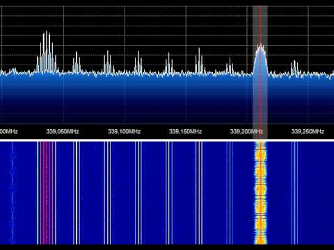 Strange digital signals with RTL SDR
