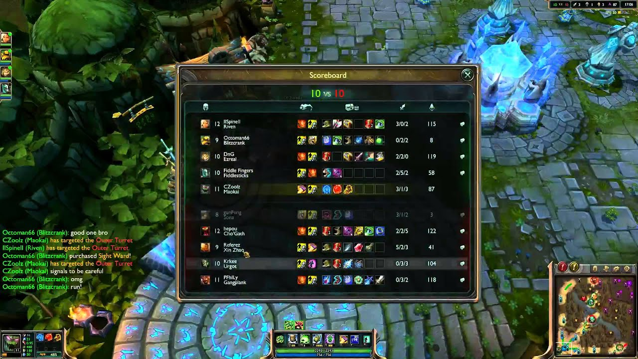 Maokai Jungle Build S