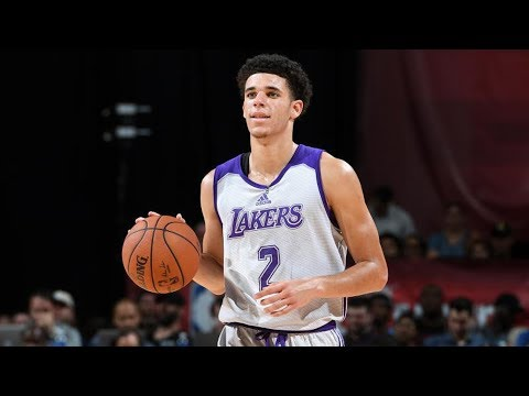 Lonzo Ball Triple Double! Jayson Tatum 27 Pts 11 Rebs! NBA Summer League 2017