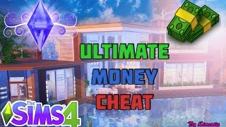 The Sims 4 - Unlimited Money + 9,999,999 Cheat 1.52 MB
