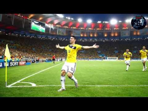 Relato goles William vinasco che emociona a James Rodriguez