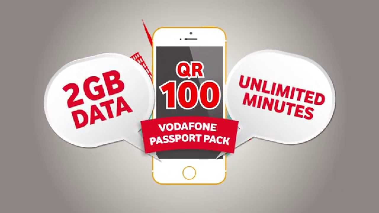 how to get internet settings for vodafone qatar