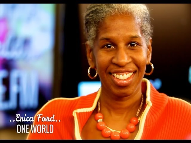 ONE WORLD: Erica Ford & Deepak Chopra
