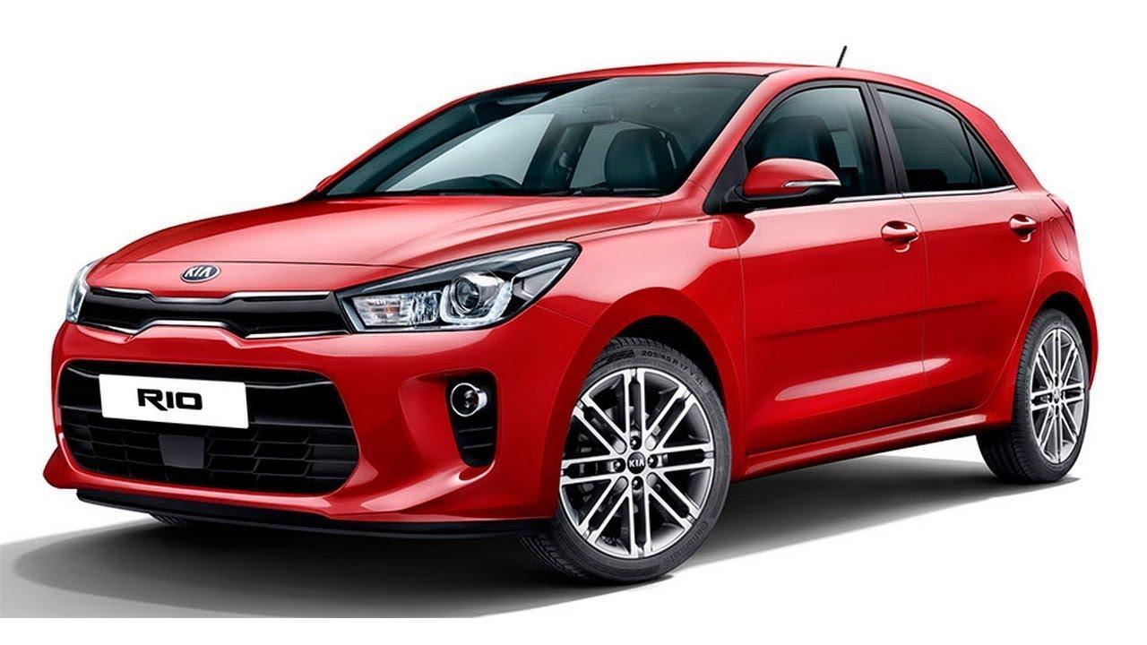 Комплектации и цены KIA Rio стоимость нового автомобиля