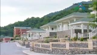 Qafqaz Resort Hotel 5* in Gabala