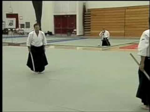 Christian Tissier Shihan Aikido Demonstration Image 1