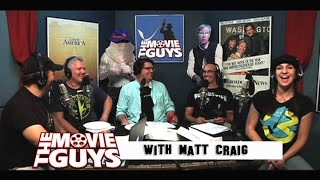 [THE MOVIE SHOWCAST - WHAT COULD POSSIBLY GO RIGHT? (w/Matt C...] Video