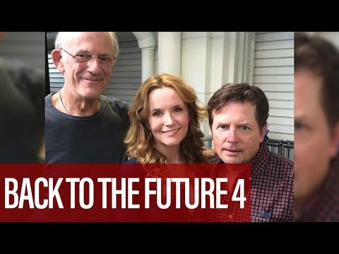 Back To The Future 4 Announcement Was Fake