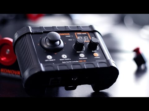 Konova Motorized System for K2 Sliders [MS-250] Review!