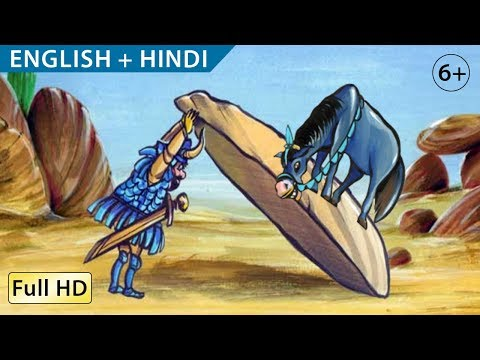 """The First Well: Bilingual English-Hindi Story for Children """"BookBox.com"""""""