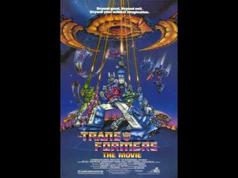 Transformers : The Movie - 12 - Moon Base 2/Shuttle Launch *