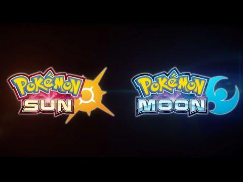 Sun and moon megas /w Austin