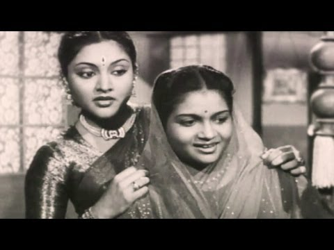 Vyjayanthimala, Anjali Devi, Ladki, Emotional Scene 12 16 video
