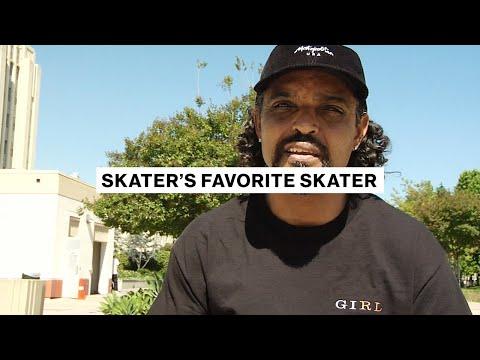Skater's Favorite Skater | Jeron Wilson