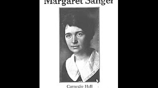Margaret Sanger(Planned Parenthood founder) letter to C. Gamble 1939