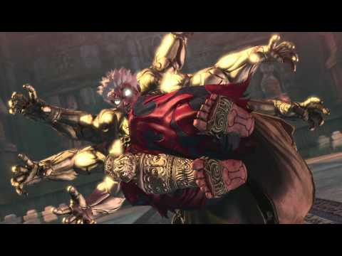 Asura`s Wrath Launch Trailer