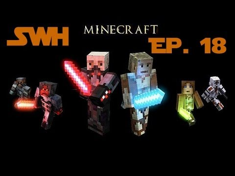 Minecraft w/SWH & Chocolateonthefloor Ep. 18 MINING KING