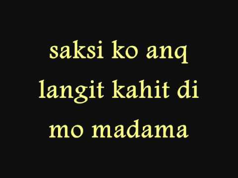 Alam kung Alam Mo Na Minamahal Kita!!! - YouTube