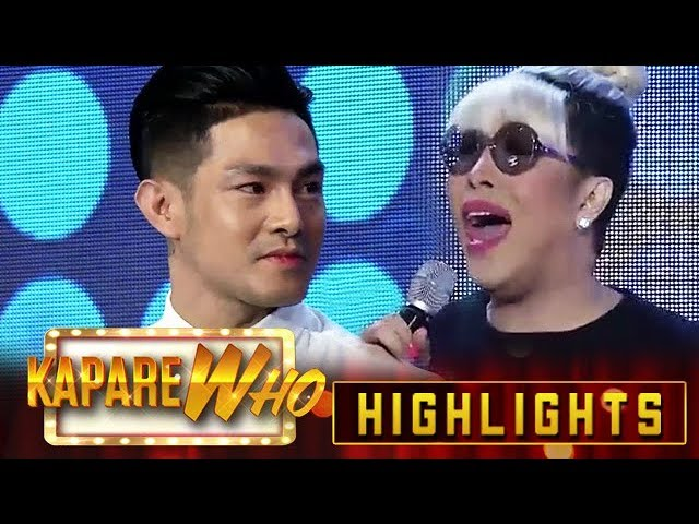 Vice notices that Ion is sad | It's Showtime KapareWho