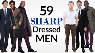 Who Is Your Style Inspiration?   59 Sharp Dressed Men To Emulate