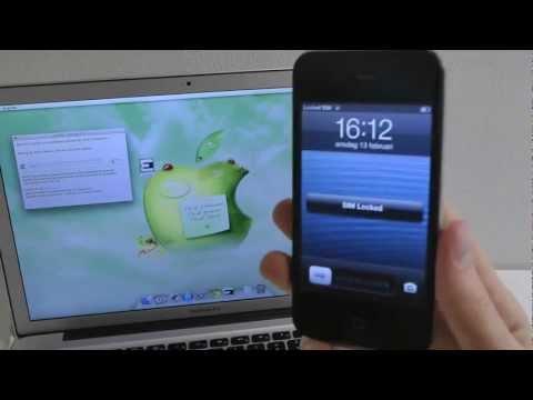 How To Jailbreak iPhone 4 iOS 6.1 Untethered Jailbreak Tutorial