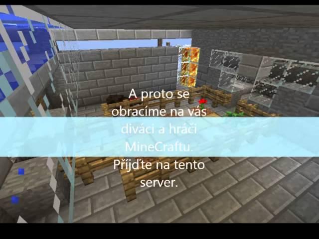 MineCraft CZ Server 1.4.7