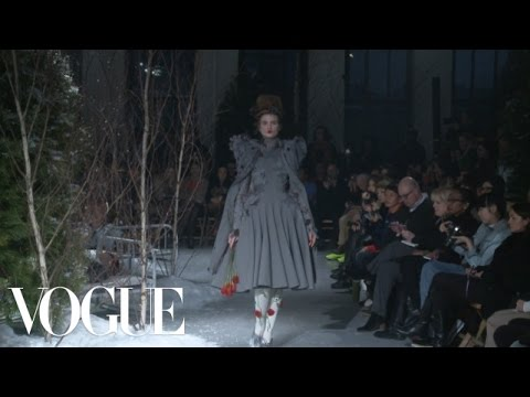 Fashion Show - Fall 2013 Ready-to-Wear: Thom Browne