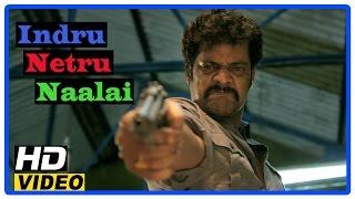 Indru Netru Naalai Tamil Movie | Scenes | Ravi Shankar | Vishnu | Karunakaran
