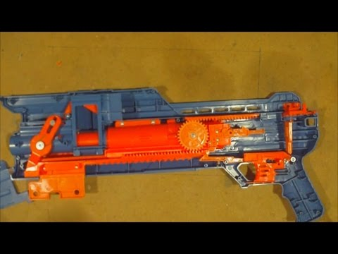 Nerf Rival Atlas Review and Internals
