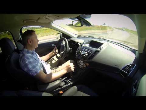 Ford Kuga 2013 - ТЕСТ ДРАЙВ. ЧАСТЬ 2