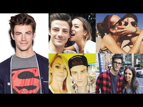 Girls Grant Gustin Has Dated - (The Flash)