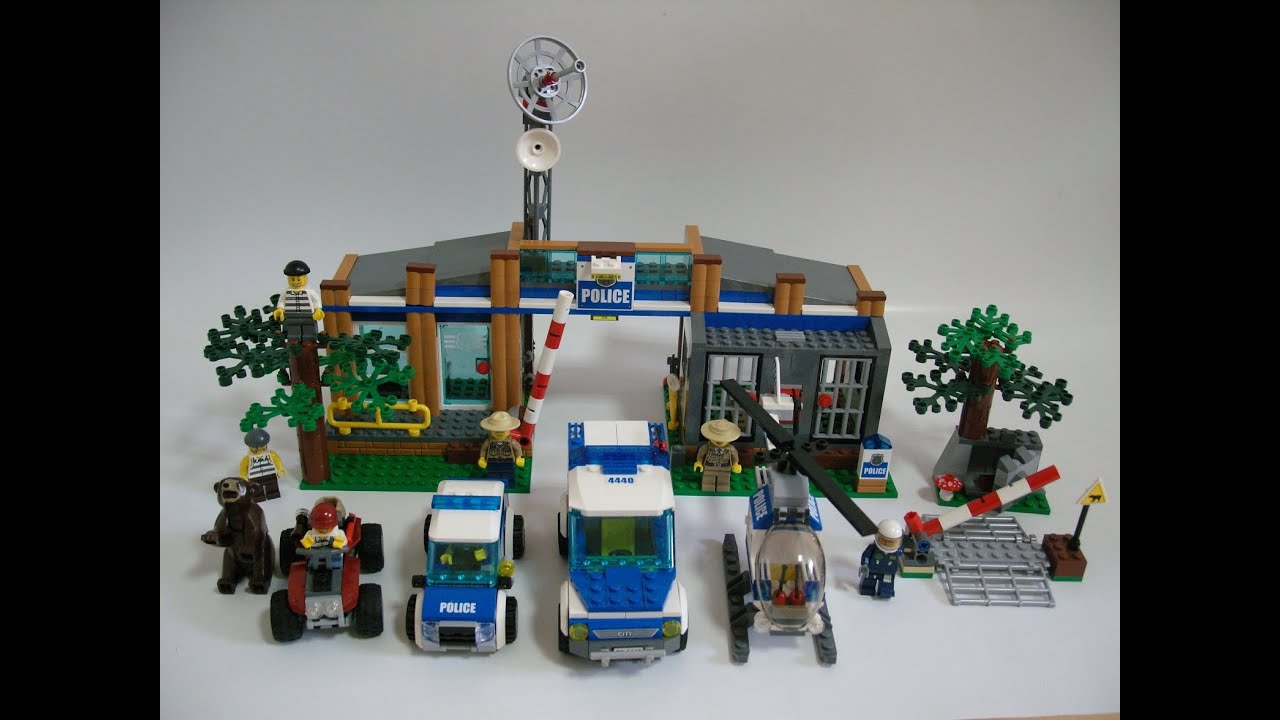 Similiar Lego City Forest Police Sets Keywords