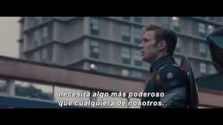 Avengers: Era de Ultrón – Nuevo Tráiler  - Subulado
