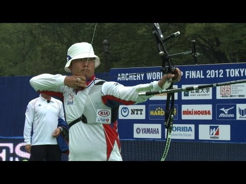 Archery World Cup 2012 - Final Stage - 1/4 Match #4.4