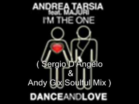 Andrea Tarsia Feat Majuri - I'M The One