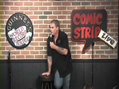 0 Mike DeStefano LIVE at the Comic Strip