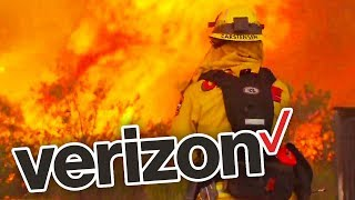 Verizon Endangered The Public With Their Greed