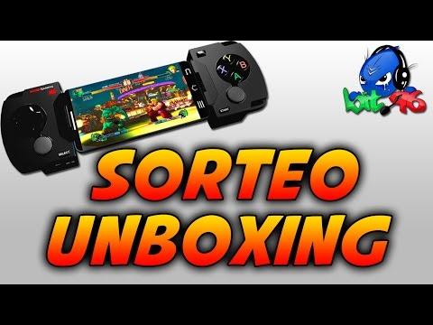 SORTEO Y UNBOXING | MGP1 GAMEPAD MULTIPLATAFORMA | BraxXter