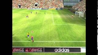 FIFA 2002 - [Brazil - Croatia] - Gameplay,Download+Patch